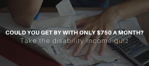 disability income quiz