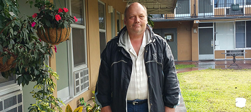 Formerly Homeless in Orlando, Glen found a new sense of stability at Pathlight HOME