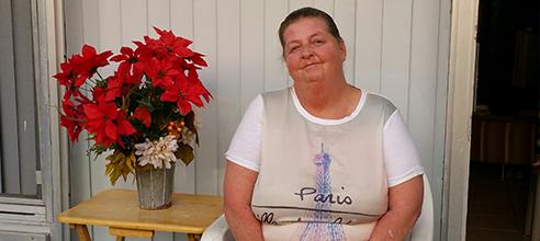 Formerly Homeless Pathlight HOME Resident Mary Ann Tells Her Homelessness Story