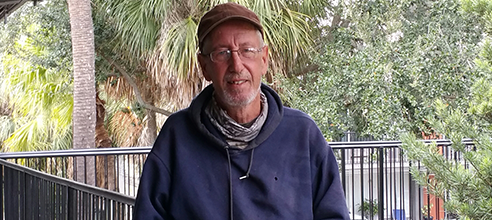 Formerly Homeless Pathlight HOME Client James Shares His Experience of Homelessness in Orlando