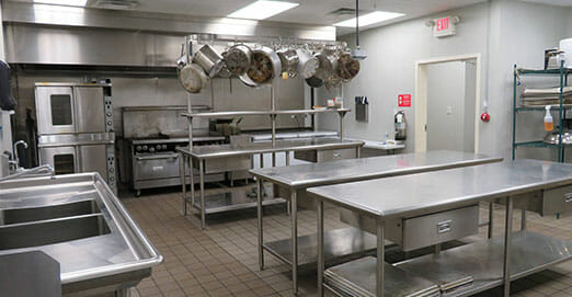 Pathlight Kitchen's commercial kitchen is available for rentals for events and catering