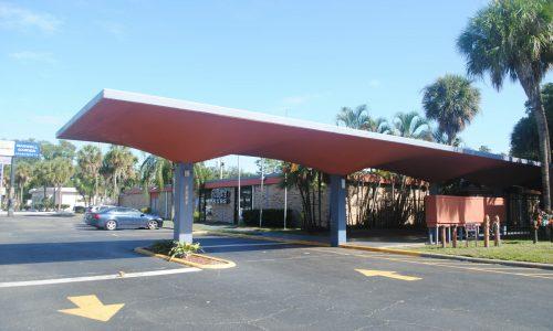 Photo of the exterior of Maxwell Garden